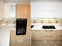 Kitchen Cabinets, Kitchen Appliances, Wall Oven, Interior, Home Decor, Granite Counters, Diy Kitchen Appliances, Home Appliances, Decoration Home