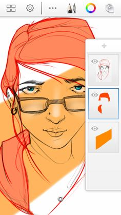 SketchBook Express by Autodesk :: Free drawing app for #Android #Design1o1Redux