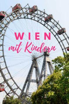 Sieben Dinge, die ihr in Wien mit Kindern tun müsst! #Wien #Städtereise #Fiaker