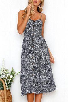 Frigirl Classic Romantic Sleeveless A-line Dress #dress #dressing #spring #springfashion
