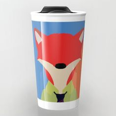 Zootopia Travel Mug - $24 ⋆ Gifts for Disney Fans!