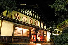 Houshi Ryokan - established in 718, it's one of the oldest family businesses in the world