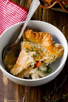 Double Crust Chicken Pot Pie | Sally's Baking Addiction