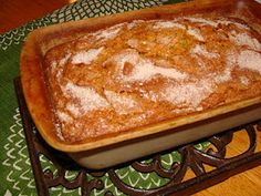 Just Cooking: French Vanilla Pumpkin Amish Friendship Bread Friendship Bread Recipe, Friendship Bread Starter, Amish Friendship Bread, Friendship Cake, Amish Bread Recipes, Banana Bread Recipes, Pumpkin Recipes, Dutch Recipes, Amish Pumpkin Bread Recipe