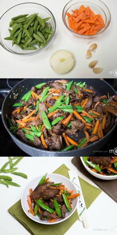 The best beef stir fry recipe!