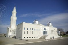 Bai'tul Islam Mosque in (Canada).