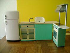 kitchen mock up by Wandy in Pensacola, via Flickr
