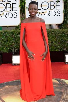 The 5 Dresses That Made Lupita Nyong'o a Style Icon   Teen Vogue