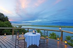 Botswana's Ecotourism Certified Camps Recognized by Travel + Leisure as World's Top Hotels    Mombo Camps voted Best Hotel in the World;  Chobe Game Lodge among Top 20 Lodges and Resorts in Africa + the Middle East