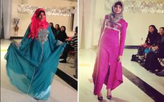 Renaissance Academy hosted their first ever fashion show: Veiled With Poise. FC Photo Gallery | FashionClub.com