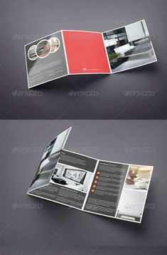 interior design brochure - award winning three panel brochure design examples - Bing Images ...