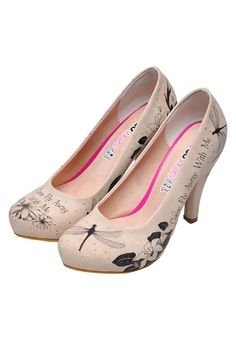 Come Fly Away With Me High Heels