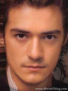 Orlando Bloom, Takeshi Kaneshiro (Morphed) - MorphThing.com