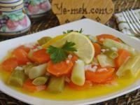 Zeytinyağlı Pırasa | Leeks in Olive Oil (Turkish Cuisine)
