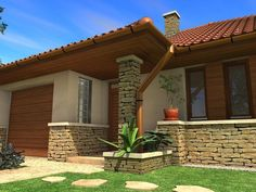 Dream House Exterior, My House, Pergola, Outdoor Structures, Houses, Flat, Google, Cottage Gardens, Garden