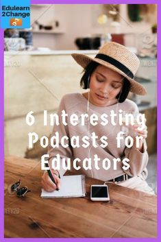 Here are 6 interesting Podcasts for Educators. You will learn and enjoy listenin… Here are 6 interesting podcasts for educators. They enjoy learning and listening to # podcasts # for educators # enjoy and learn Online College, Education College, College Tips, Education Degree, Elementary Education, Kids Online, Childhood Education, Special Education, Learn Online