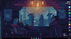 Cyberpunk Coffee by Labr4t