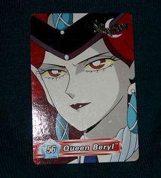 Sailor Moon Trading Card #56 Bandai 1995 Kodansha Toei Naoko Takeuchi