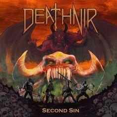 BEHIND THE VEIL WEBZINE: DEATHNIR - Second Sin