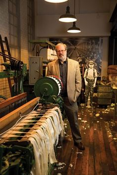 Meet Tom Hanchett: Staff historian at Levine Museum of the New South and interpreter of Charlotte's last 100 years.