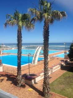Sea Point Pavilion Swimming Pool - Sea Point - Cape Town, Western Cape