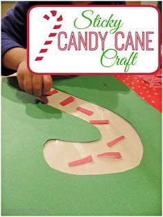 Simple candy cane cr