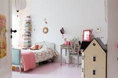 mommo design blog: Pink Floor