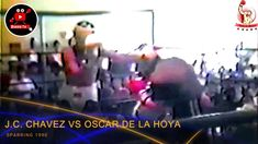 ▬ JC CHAVEZ VS OSCAR DE LA HOYA SPARRING ▬ Mexican Boxers, Boxing Highlights, Channel, Youtube, Boxing, Youtubers, Youtube Movies