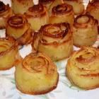 Фото рецепта: Картофельные розочки