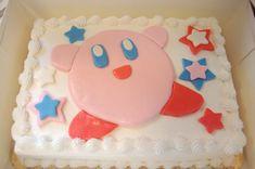 Oh my god. I want to make a Kirby cake.
