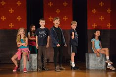 Check out this photo from Summer Shakespeare Conservatory's The Comedy of Errors. Photo by Jay Yamada.