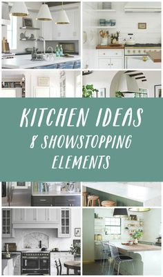 Kitchen Ideas - 8 Showstopping Elements - The Inspired Room