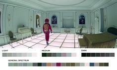 Roxy Radulescu's Breakdown Of Color In Film Stills | Beautiful/Decay Artist & Design