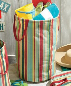 Save Now on this Summer Cottage Large Crunch Bag by tag on #zulily today!