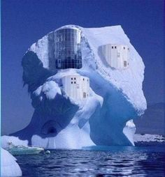 Strange Houses On Unusual Places Gallery #architecture