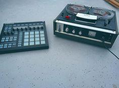 . Old & New . . #machine #music #vintage #retro #음악 #빈티지 #레트로