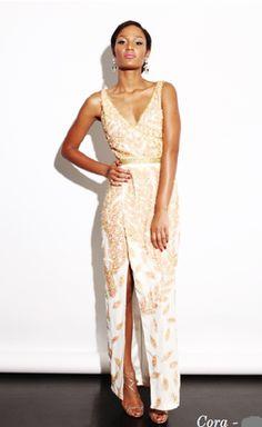 Cora Virgo Lounge Dress - Virgo Boutique Online