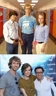 Napoleon Dynamite... then and now