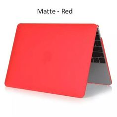 Popular Crystal/Matte Shell Case Candy Colored Apple MacBook Laptop Cases 20 Colors 7 Sizes