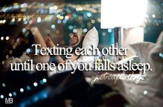 Or talking on the phone... :)