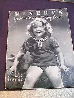 7-Vintage-Minerva-Magazines-Plus-Featuring-Shirley-Temple