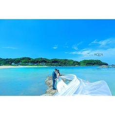 伊豆海ロケーション コバルトブルーで地中海のようでした。 #weddingdresses #weddingphotography #weddinghair #photography #bridalhair #skylovers #summer #d_weddingphoto #japan #lovetravel #ig_japan #ig_travel #izu #伊豆 #海 #ウェディングニュース #ウェディングドレス #フォト婚 #前撮り #ブライダルヘア #ヘアアレンジ #ハーフアップ #絶景 #ポートレート部 #プレ花嫁
