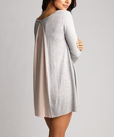 Love this Frost Butterfly Tunic on #zulily! #zulilyfinds