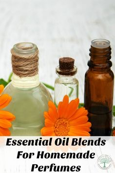 Essential oils can act as a powerful aphrodisiac while giving you the benefits from the oil itself. Get some great blend ideas for perfumes! via @homesteadhippy