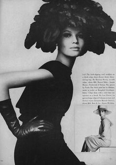 Vogue feature (1963)