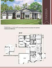 Ebuilt floor plans on pinterest custom homes building for Typical american house plan