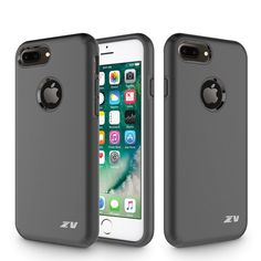 Always busy adding cases you might like :-) This just came in: Zizo SLEEK Hybrid... http://www.myphonecase.com/products/zizo-sleek-hybrid-iphone-7-plus-case-black?utm_campaign=social_autopilot&utm_source=pin&utm_medium=pin