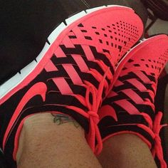 <3 pink nike free run sneakers are so cheap for womens all under $50        #cheap #nike #free