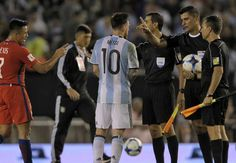 Paranoid Pique is right this time: Messi's four-match ban is a farce –  goal.com