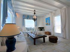 Villa Ithaki - Luxury beachfront estate in Kanalia, Mykonos